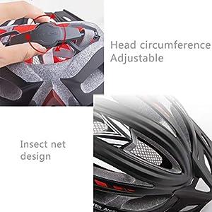 GYM Casque Hoverboard Confortable Casque Léger De Montagne Vélo De Route Entièrement Shaped Casques À Vélo for Homme Femme Sport Couvre-Chef 30 Vents (Color : White)