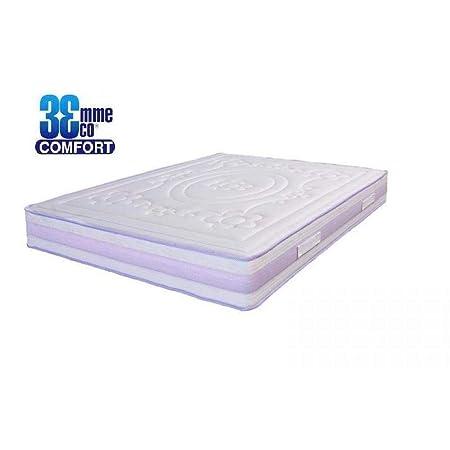 Materasso A Memoria Di Forma.Eco Confort Materasso Memo Caresse 140 21 200 A Memoria Di