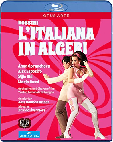 Litaliana in Algeri (Blu-ray)