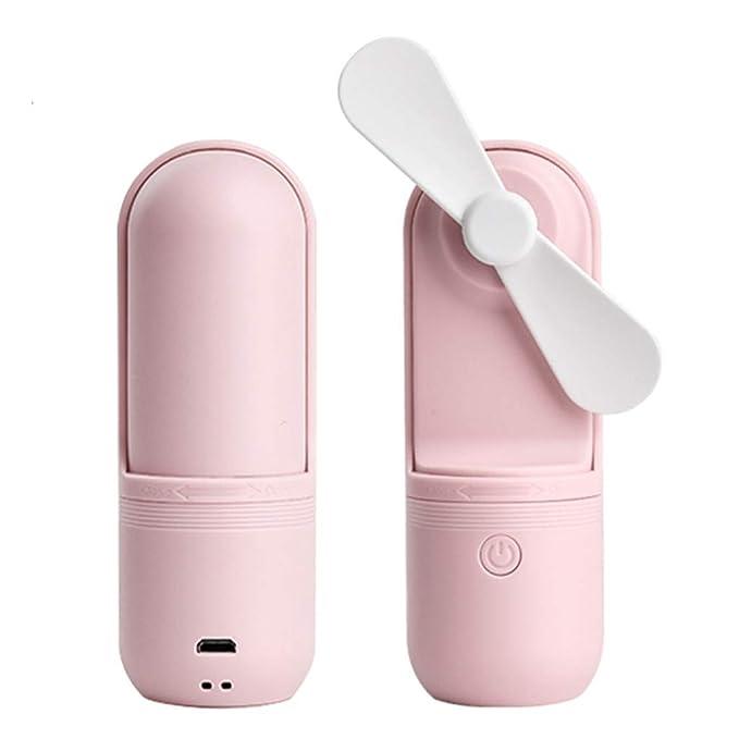 YWLINK PequeñO Ventilador USB Creativa Mini Ventilador Cute ...