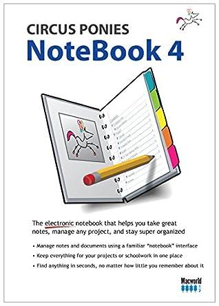 Amazon com: Circus Ponies NoteBook 4 [Download]: Software