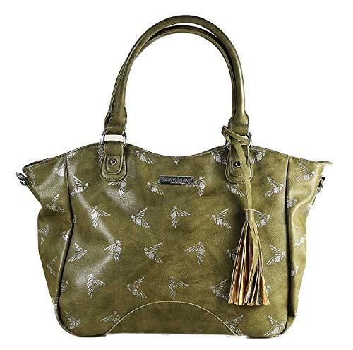 Les Tropeziennes Borsa Oliva Kamet Shopping OwgOZqp da7a02521d9