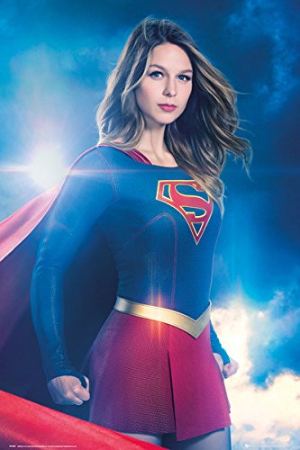 Supergirl - TV Show Poster / Print