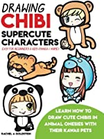 Drawing Chibi Supercute Characters Easy For