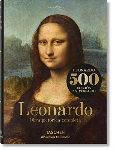 - Leonardo da Vinci. The Complete Paintings (Bibliotheca Universalis)