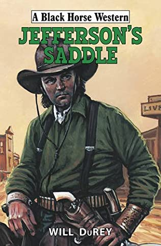 book cover of Jefferson\'s Saddle