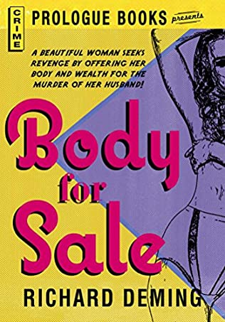 book cover of Body for Sale