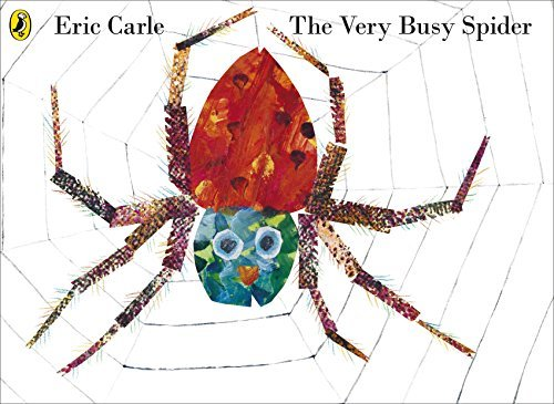 (The Very Busy Spider) By Eric Carle (Author) Paperback on (Jun , 2011)