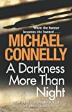 Front cover for the book A Darkness More Than Night by Michael Connelly