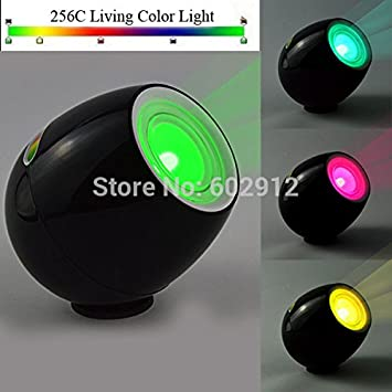 Amazon.com: Creative 256 Living Colors LED Mood Light Lamp Lamparas ...