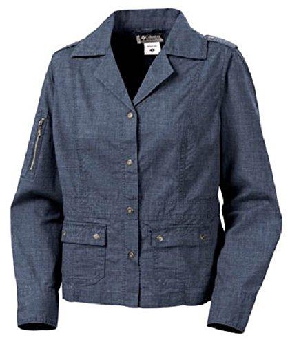 Columbia Women`s Payton Springs Shirt Jacket, M, BRITISH TAN (Payton Springs)