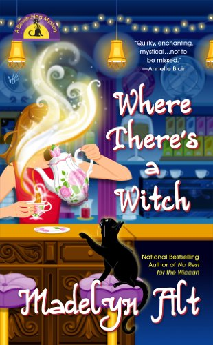 Where There's a Witch (A Bewitching Mystery Book 5)
