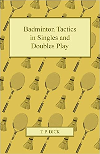 badminton strategy singles
