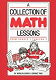 A Collection of Math Lessons, Marilyn Burns and Bonnie Tank, 0941355012