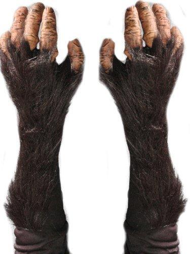 [Chimp Hands Costume Item by Zagone Studios] (Chimp Hands Costume)