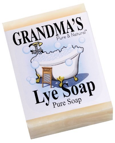 Lye Soap Bar - 4