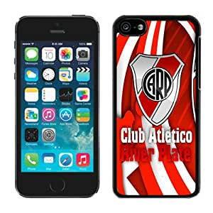 Popular iPhone 5C Case ,Unique And Lovely Designed With River Plate 1 Black iPhone 5C High Quality Cover
