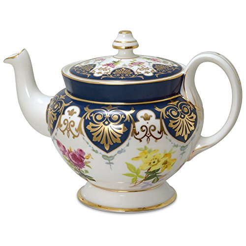 - Vanderbilt Porcelain Teapot From Biltmore House Collection Beautiful Collectible