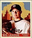 Baseball MLB 2007 Upper Deck Goudey #49 Jake Peavy #49 NM Padres