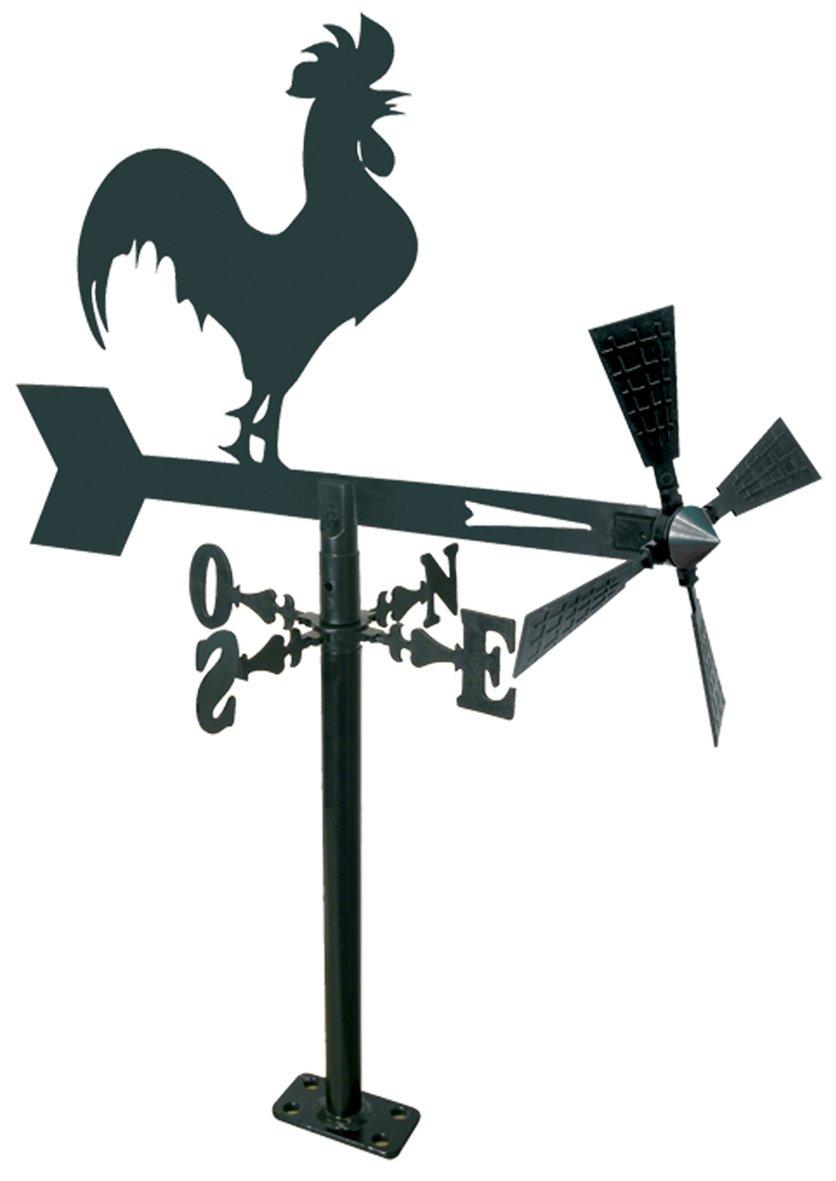 IMEX EL ZORRO 11213 – Segnavento da giardino, gallo, 480 mm