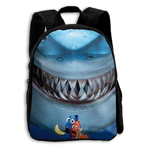 Finding Nemo Bruce Costume (Children Finding Nemo Bruce Pre School Shoulder School Bag)