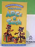 Rusty & Rosy:Abc's & Such [VHS]