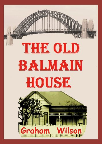 Old Balmain House Graham Wilson ebook product image