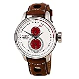Invicta Men's 16018 S1 Rally Analog Display Japanese Quartz Brown Watch