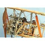 木製模型飛行機キット モデルエアウェイ MA1030 ソッピース キャメル F.1 和訳付属
