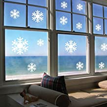Susenstone New Wall Sticker Frozen Snow Flakes Vinyl Art Wall Quote Decal Sticker Removable