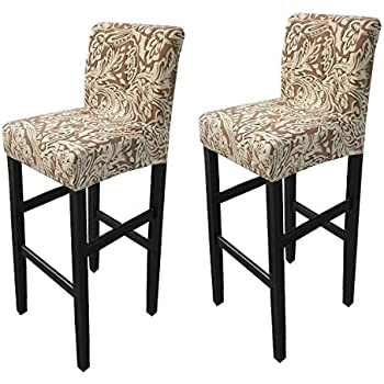 Amazon Com Deisy Dee Stretch Slipcovers Chair Cover For