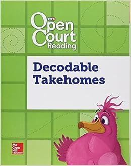Open Court Reading, Core Decodable 4-color Takehome, Grade 2 (IMAGINE IT)