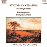 Schumann/Brahms: Piano Quintets