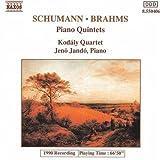 Classical Music : Schumann/Brahms: Piano Quintets