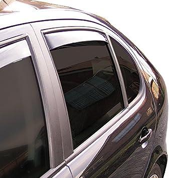 Farbe: dunkel -CLS0042684D - hinten ClimAir Windabweiser