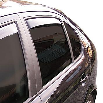 hinten ClimAir Windabweiser -CLS0044142D - Farbe: dunkel