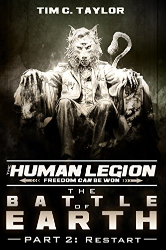 The Battle of Earth Part2: Restart (The Human Legion Book 7) (English Edition)