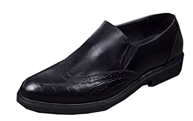 Men's New Design Leather Slip on Formal Leisure Loafers Shoes