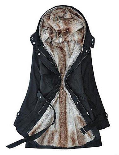 YRF/ toda la capa del algodón caliente de la moda de las mujeres partido wineter , green-xl , green-xl green-xl