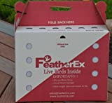 10 Pack FeatherEx Premier Shipping Boxes