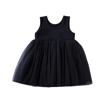 618f83ac74183 (プタス)Putars ベイビー服 子供服 女の子 ワンピース ドレス ノースリーブ 薄絹 ワンカラー
