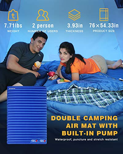 Buy two person camping mattress