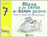 img - for Blasa y la tarta de siete pisos / Blasa and the Seven Layer Cake: Juega con el 7 / Play with number 7 (El zoo de los numeros / The zoo of numbers) (Spanish Edition) book / textbook / text book