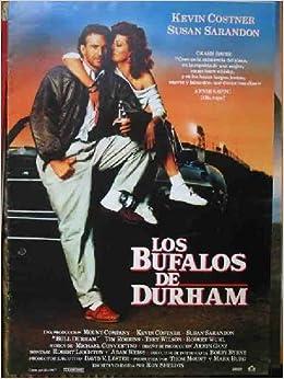Guia de Cine - Guide Film : LOS BUFALOS DE DURHAM. Kevin ...