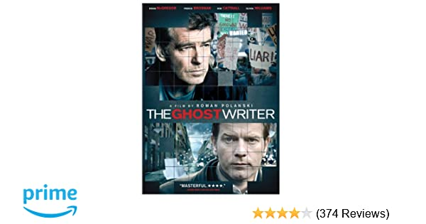 Amazon com: The Ghost Writer: Ewan McGregor, Pierce Brosnan