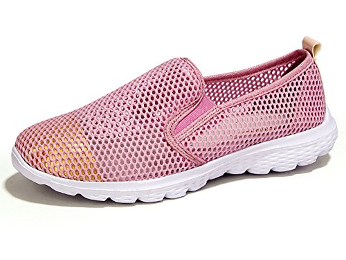 Weideng Women's Summer Shoes Mesh Slip on Lightweight Athletic Quick Shoes Drying Water Shoes B071JDYG57 Shoes Quick b1c3b7