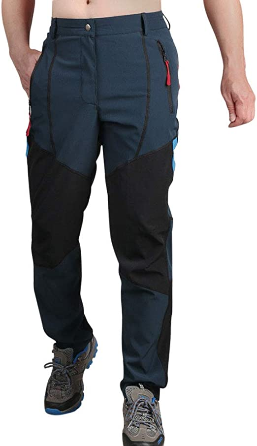Yiqi Chandal - Pantalón para Hombre (Impermeable): Amazon.es: Ropa ...