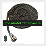 "Concept 2 Replacement Chain for Model ""C"" Rowers"