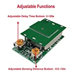 5.8GHz Microwave Radar Motion Sensor Module DC 5V
