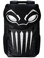 Marvel Black Panther Backpack for Kids - Black